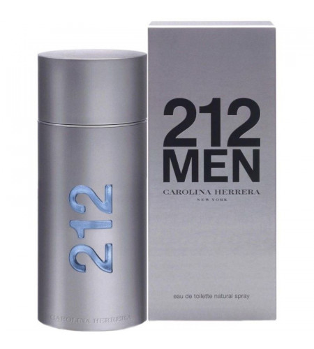 Perfumy Carolina Herrera-212 men