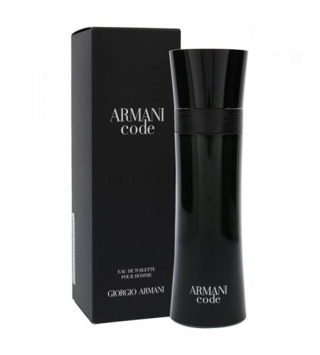 Perfumy Armani –Black Code