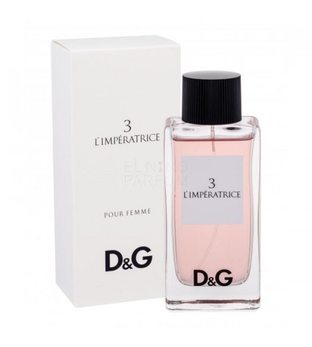 Perfumy D&G - Anthology L'Imperatrice 3