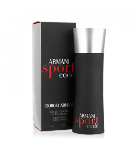 Perfumy Armani - Code Sport