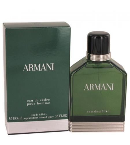 Perfumy Armani – Eau de Cedre
