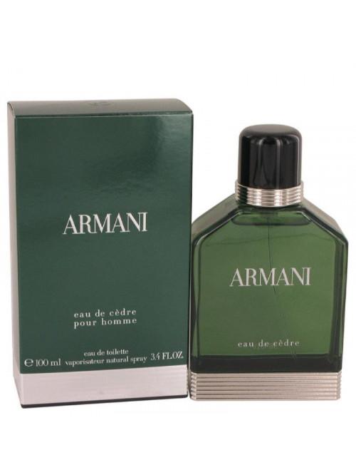 Armani – Eau de Cedre