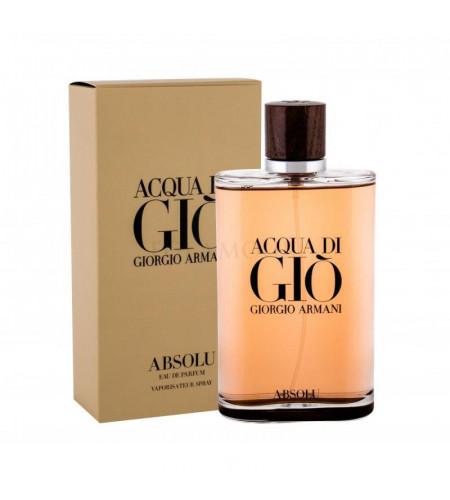 Perfumy Armani - Aqua di Gio Absolu