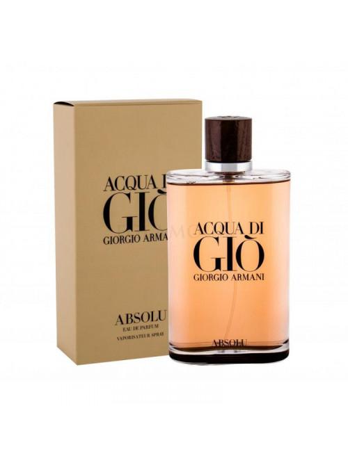 Armani - Aqua di Gio Absolu