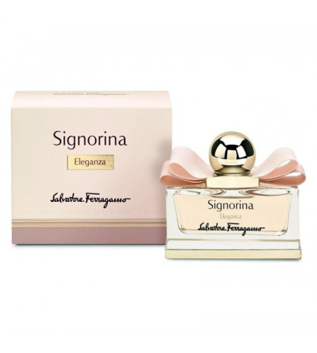 Perfumy Salvatore Ferragamo - Signorina