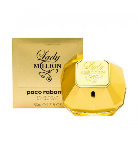 Perfumy Paco Rabanne-Lady Million
