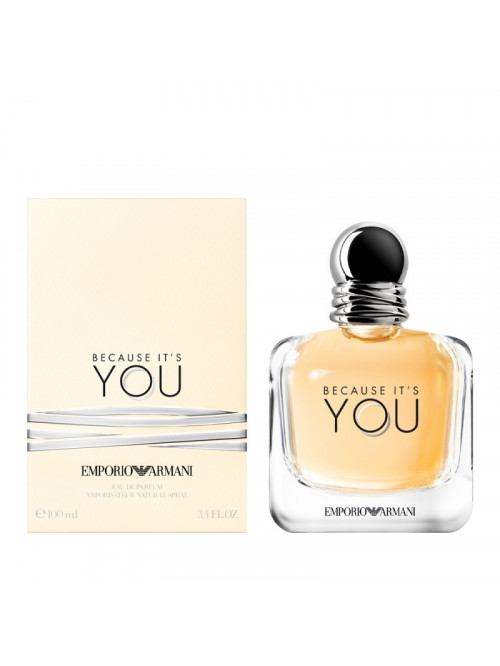 Armani – Because It's You