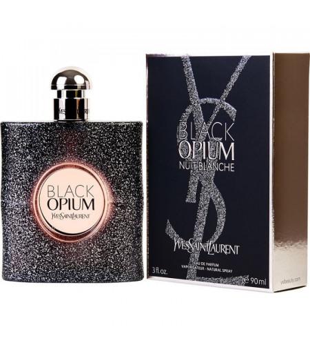Perfumy YSL Black Opium Niut Blanche