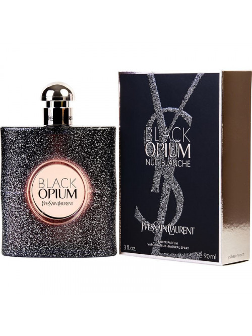 YSL Black Opium Niut Blanche