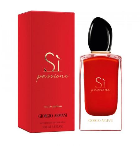 Perfumy Armani – Si Passion