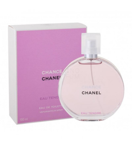 Perfumy Chanel – Chance eu Tendre