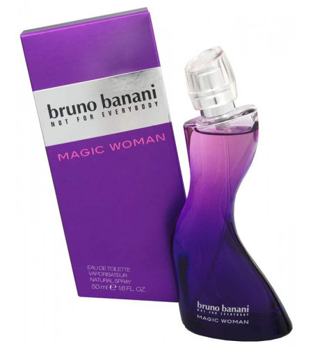 Perfumy Bruno Banani – Magic Woman
