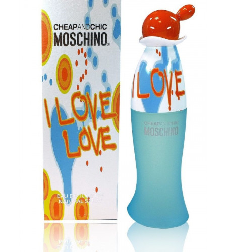 Perfumy Moschino - I Love Love