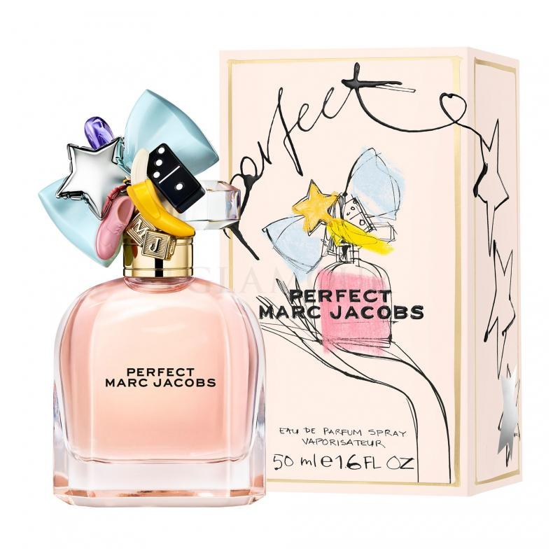 Perfumy Marc Jacobs - Perfect