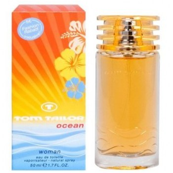 Perfumy francuskie - Tom Tailor - Ocean