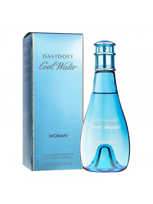 Davidoff-Cool Water women