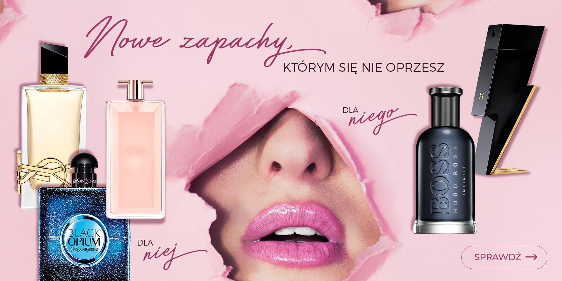Nowe zapachy!